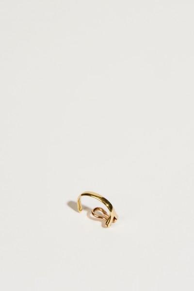 Ear Cuff 'Mirian Small' Gold