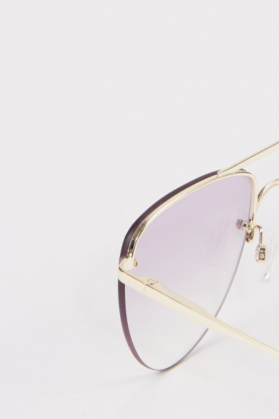 Le Specs Sonnenbrille 'The Prince' Gold