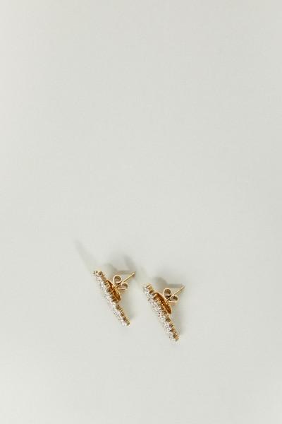 Ohrring 'Gioconda' mit Diamanten Gold