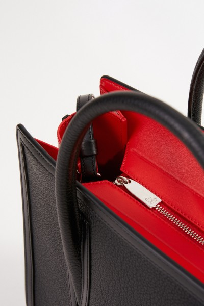 Christian Louboutin Handtasche 'Paloma Medium' Schwarz