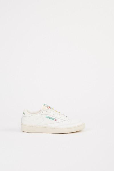 Sneaker 'Club C 1985' Crème/Grün