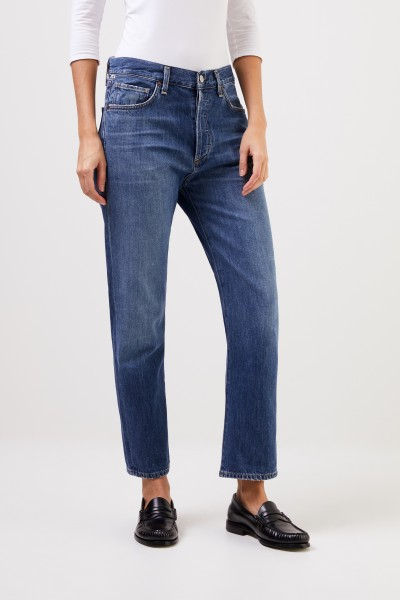 Citizens of Humanity Jeans 'McKenzie Curved' Blau