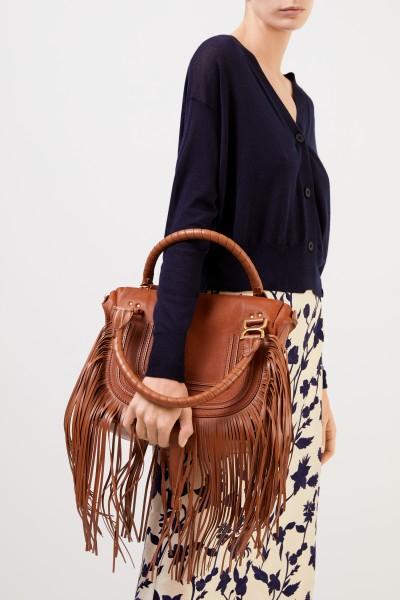Chloé Handtasche 'Marcie Medium' Tan