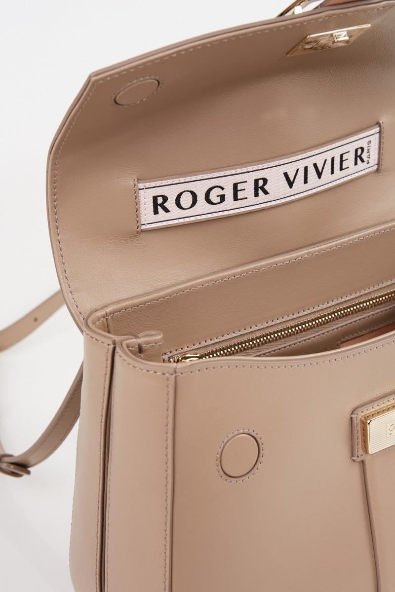 Roger Vivier Tasche 'Beau Vivier' Beige