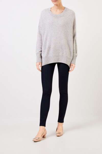 7 for all mankind Skinny Jeans 'The Skinny' Dunkelblau