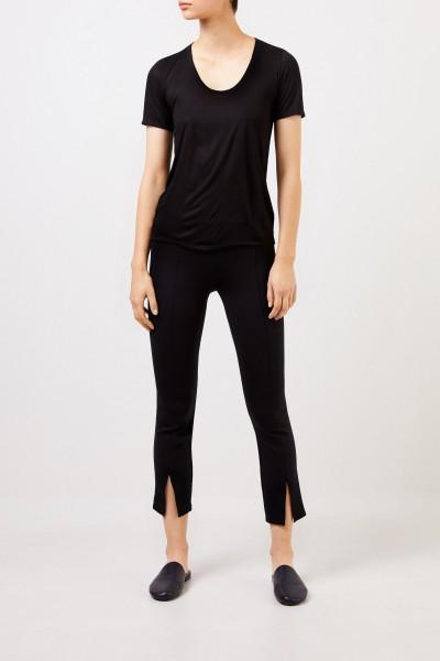 The Row Basic shirt 'Stilton' Black