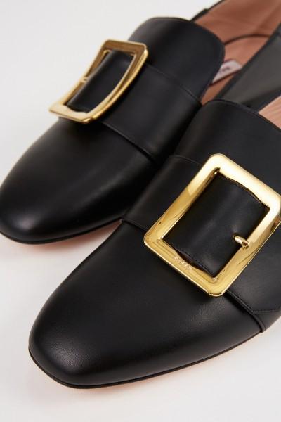 Bally Leatherloafer 'Janelle' Black