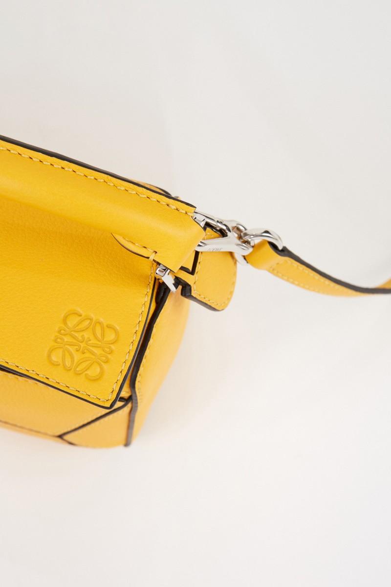 Tasche 'Puzzle Bag Mini' Gelb