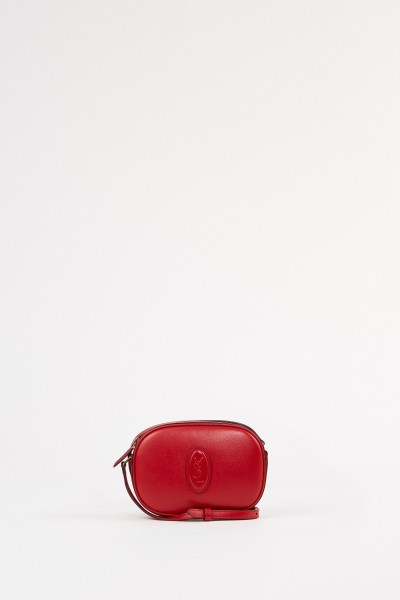 Saint Laurent Umhängetasche 'Le 61 Camera Bag' Rot