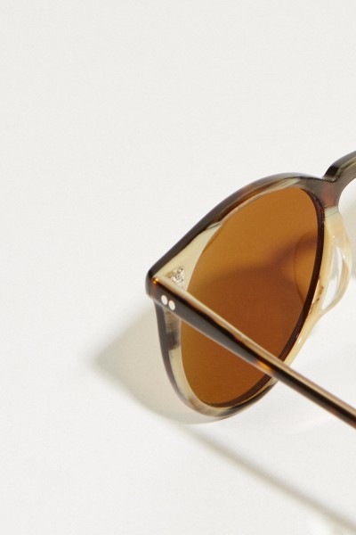Oliver Peoples Sonnenbrille 'O'Melly Sun' Braun