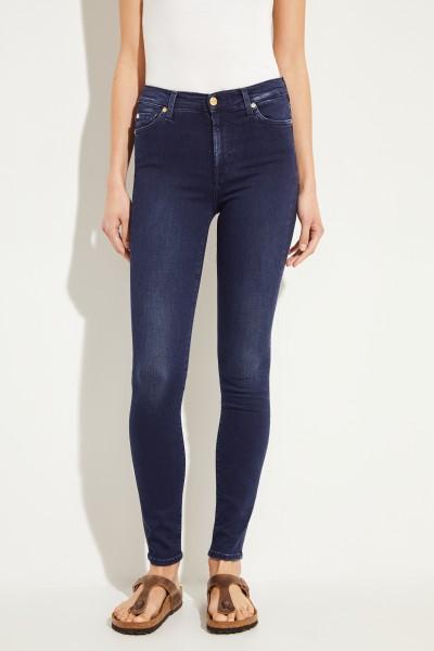 Jeans 'HW Skinny' Slim Illusion Luxe Rich Indigo