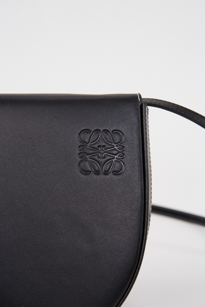 Loewe Tasche 'Heel Bag Mini' Schwarz