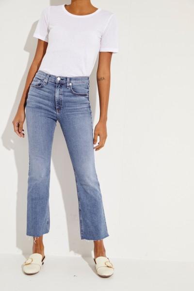 Skinny-Jeans 'Levee' Blau