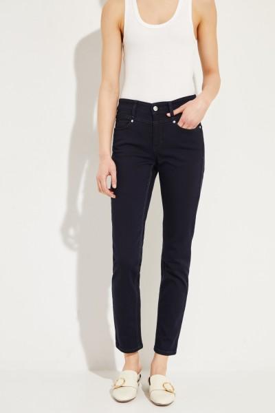 Skinny Jeans 'Posh' Schwarz