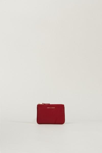 Kleines Portemonnaie Rot