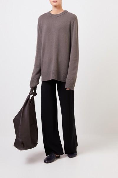 Woll-Cashmere-Pullover 'Sibina' Grau