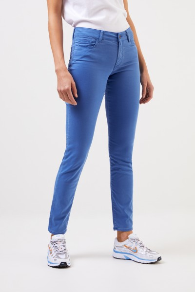 Iris von Arnim Classic Pants 'Ina' Blue
