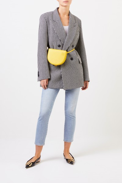 Loewe Bag 'Heel Bag Mini' Yellow