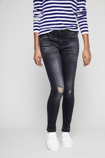 Skinny Jeans 'Alison' Strummer Black