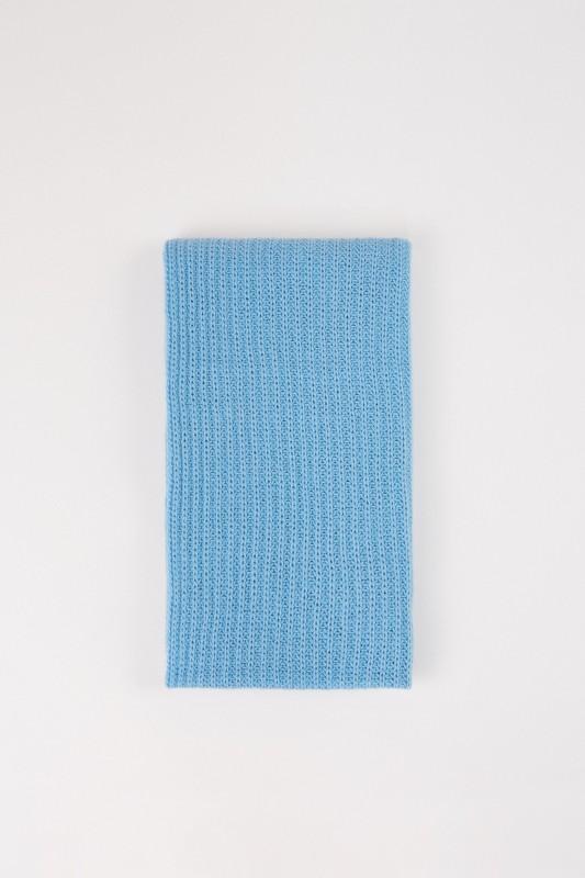 Iris von Arnim Cashmere-Schal 'Harva' Blau