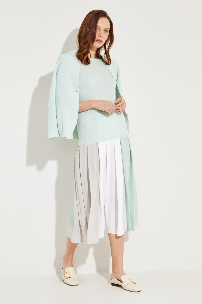 Cashmere-Pullover 'Carolin' Mint