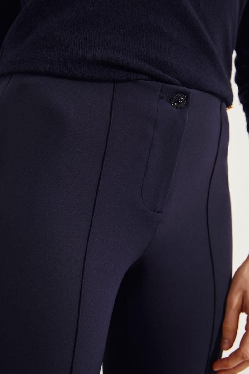 Klassische Hose 'Ros' Marineblau