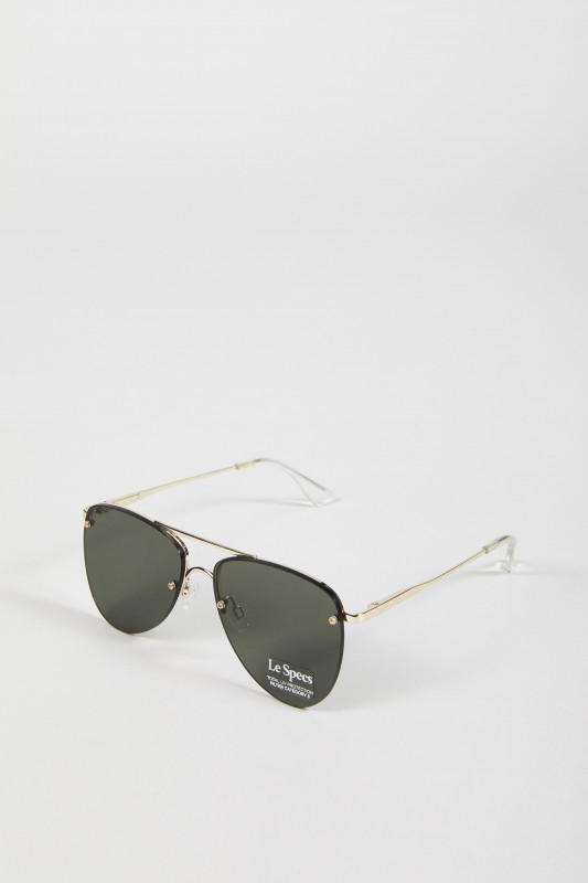 Sonnenbrille 'The Prince' Gold/Khaki