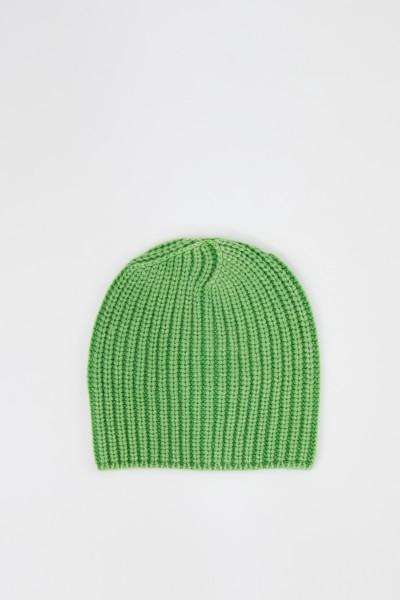 Iris von Arnim Cashmere-Mütze 'Ameel' Grün