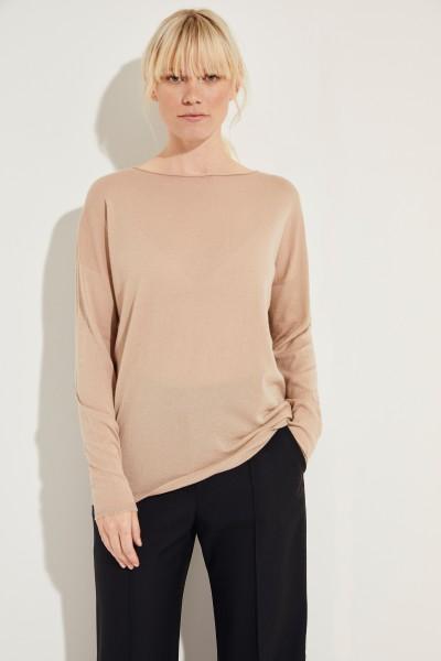 Cashmere-Pullover 'Lana' Braun