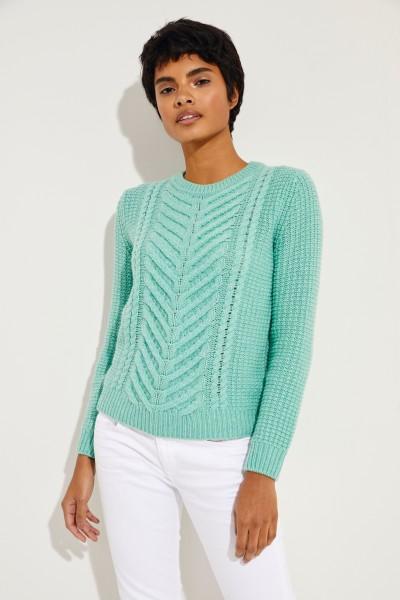 Cashmere-Pullover 'Beverly' Minze