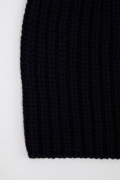 Iris von Arnim Cashmere-Mütze 'Ameel' Marineblau