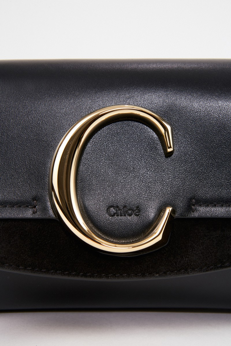 Chloé Belt bag 'C' Black