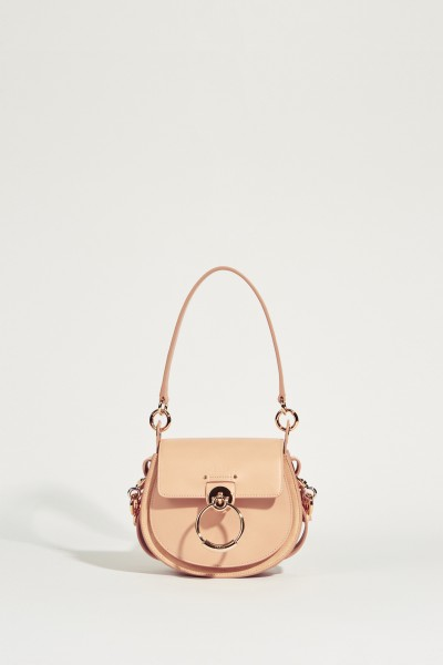 Shoulder bag 'Tess Camera Small' Biscuit Pink