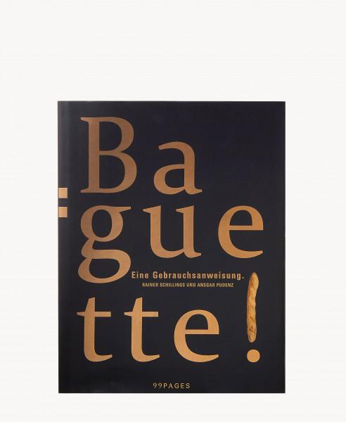 Buch 'Baguette'