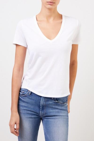 Veronica Beard T-Shirt 'Cindy' Weiß