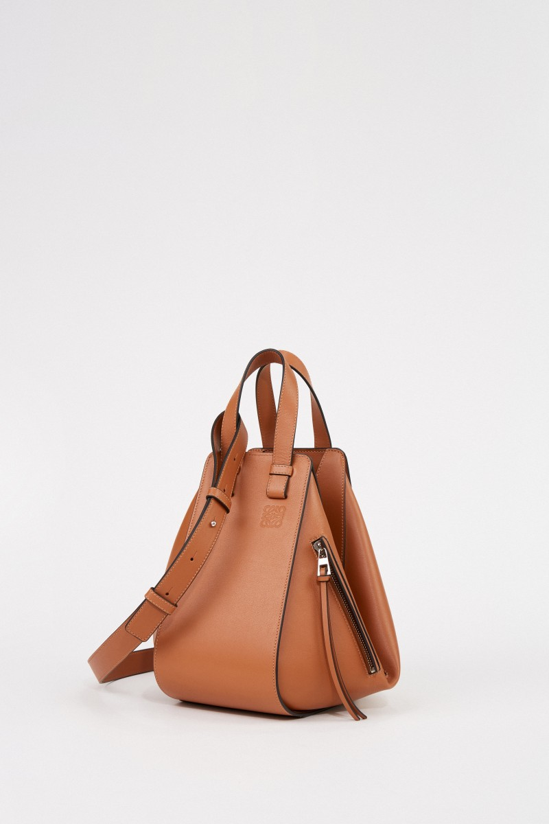 Loewe Handtasche 'Hammock Small' Tan
