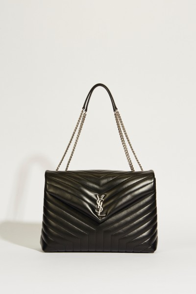 Tasche 'Loulou Large' Schwarz