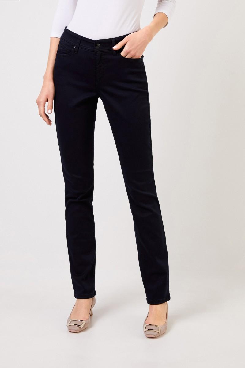Cambio Midrise Slim-Jeans 'Parla' Blau
