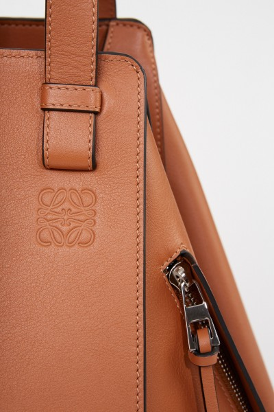 Loewe Handbag 'Hammock Small' Tan