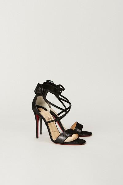 Sandalette 'Choca 100' Schwarz