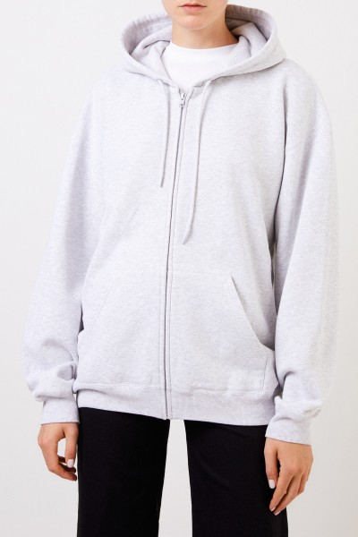 Balenciaga Hooded Sweatshirt Grey/Black
