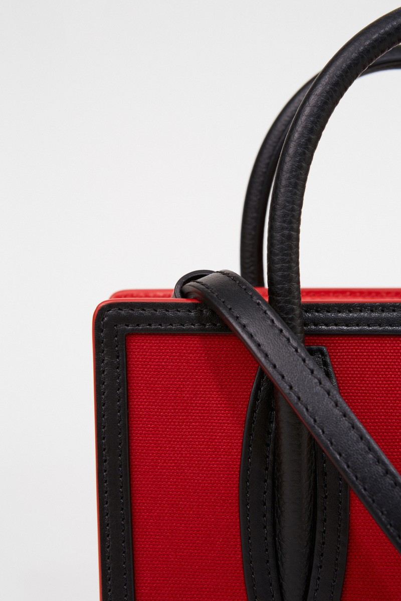 Handtasche 'Paloma Mini' mit Leoprint Multi