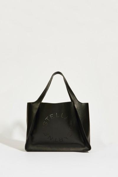 Shopper mit Stella-Logo Schwarz