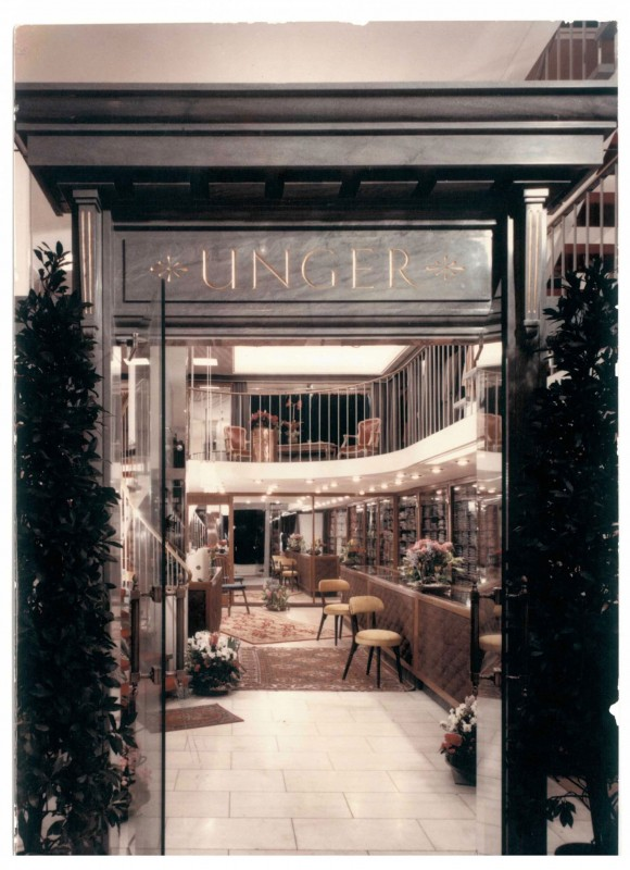 Heritage | unger-fashion com