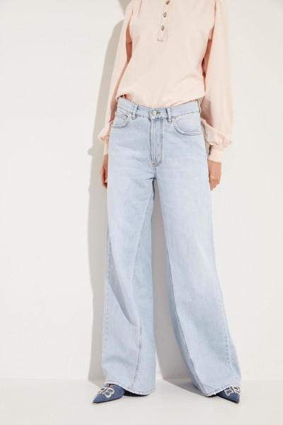 Flared jeans Light blue