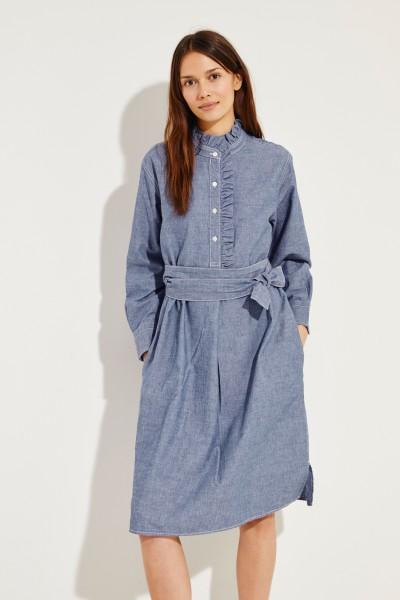 Jeanskleid 'Deneuve' Blau