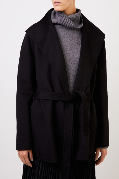 Joseph Wool cashmere jacket 'Lima' Black