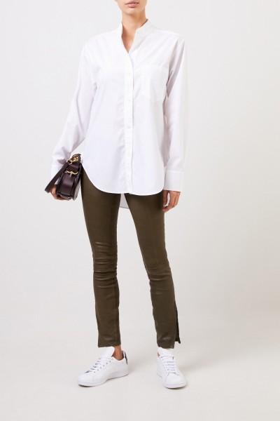 """Cotton blouse """"Nati"""" in White"""
