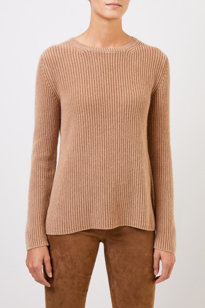 Iris von Arnim Cashmere pullover 'Sessanio' Camel