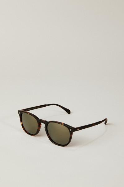Sonnenbrille 'Finley' Braun/Gold
